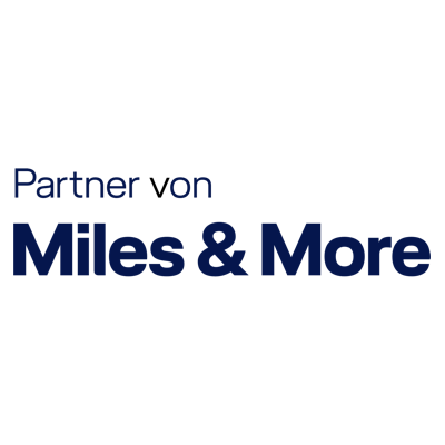 Logo Miles and More Partner