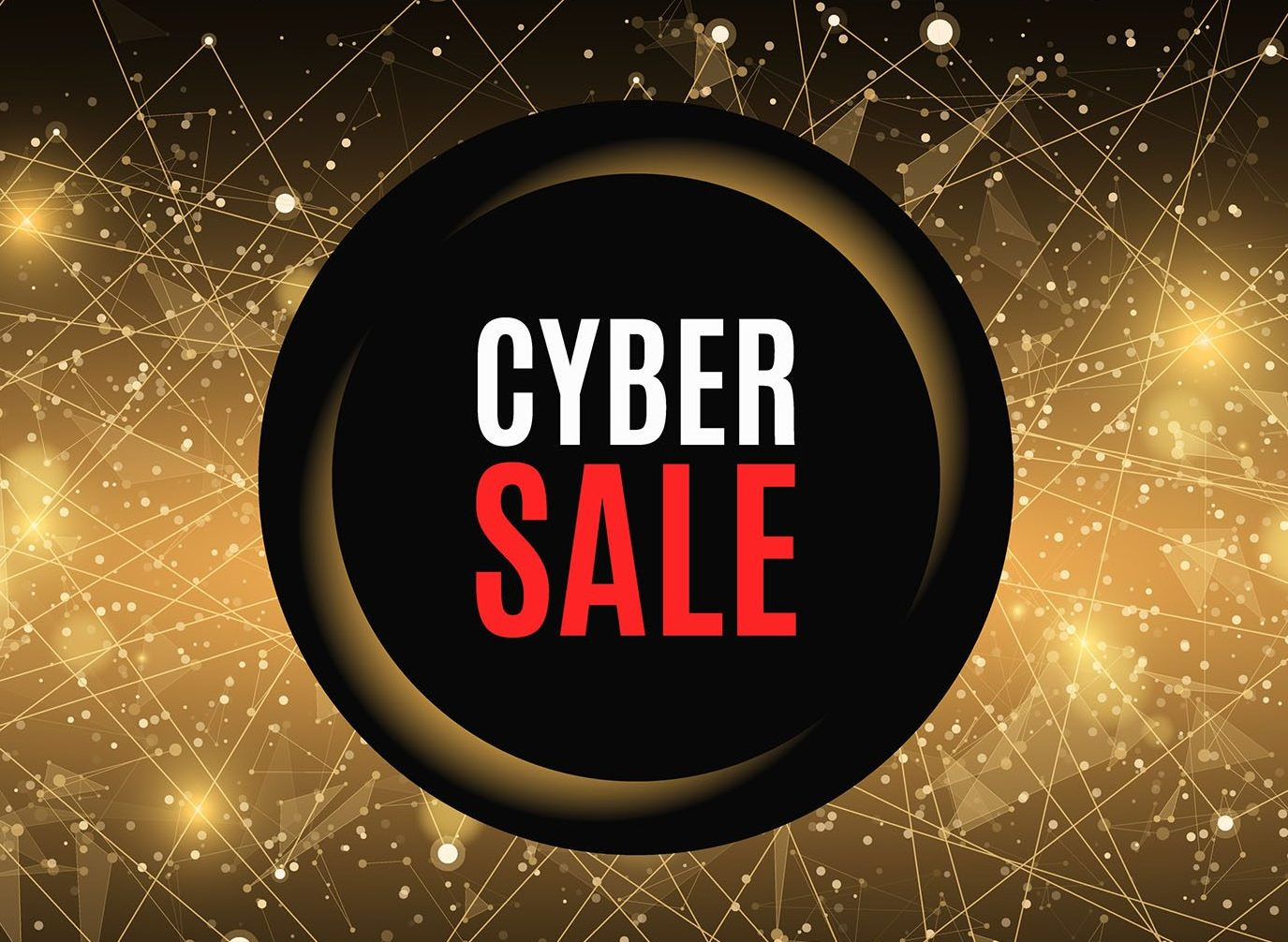 Cyber Sale Banner 2