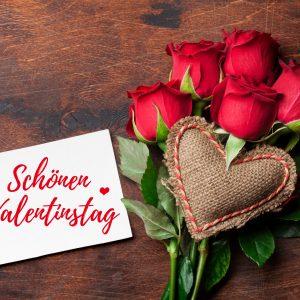 Valentinstag auf Schloss Anholt