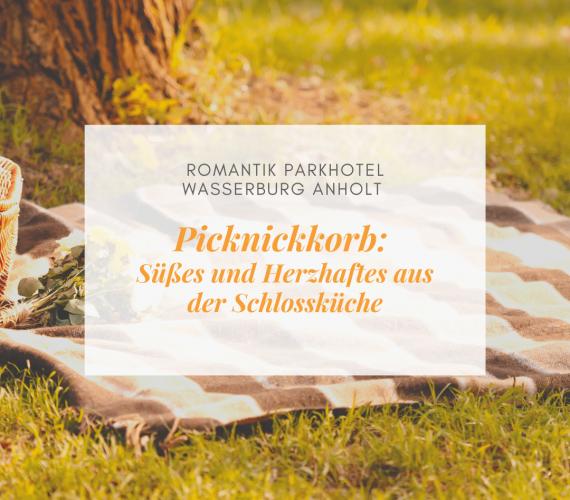 Picknickkorb Variante 2: Etwas Süßes und Herzhaftes